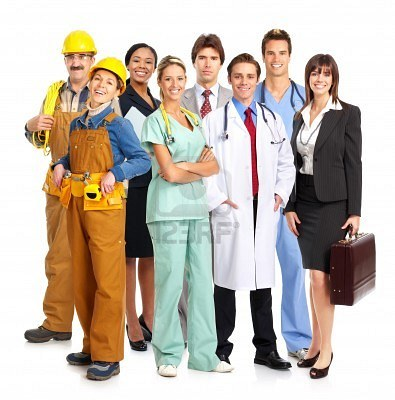 pag.26 4365062 business people builders nurses doctors